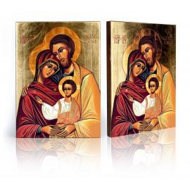 Holy Family Icon (4)