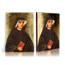 Icon Saint Faustina (1)