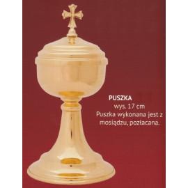 Liturgical ciborium 17 cm (4)