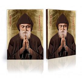 Saint Charbel Makhlou icon (2)