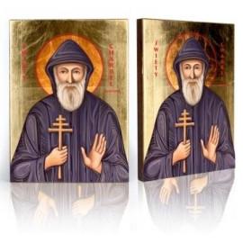 Saint Charbel icon