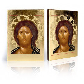 Icon of Jesus Christ - golden color
