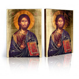 Icon Christ Pantocrator (4)