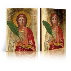 Saint Lucy icon