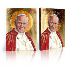 Icon of Saint John Paul II