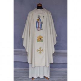 The belt applied - Saint Ambrose