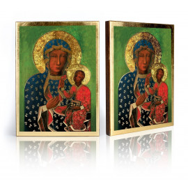 Icon of the Mother of God of Częstochowa (2)