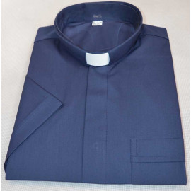 Clergy shirt 100% cotton