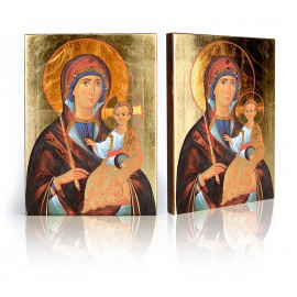 Icon of the Mother of God with the Child