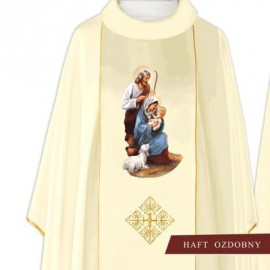 Christmas chasubles (3)