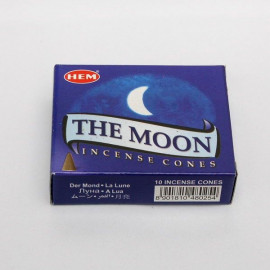 Incense cone - The Moon (10 cones)