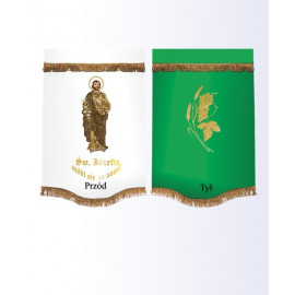 Church banner - Saint Joseph pray for us