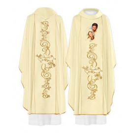 Christmas chasubles (4)