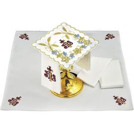 IHS chalice linen - 24