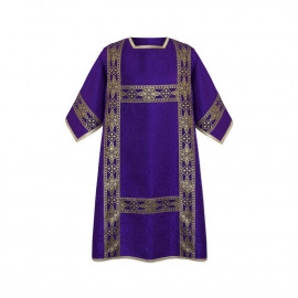 Roman dalmatic jacquard- mix of colors (2)