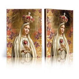 Icon of Mother of God of Fatima (1)