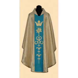 Marian Chasuble gold (60A)