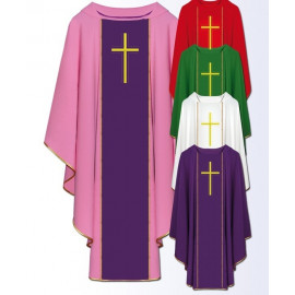 Front embroidery chasuble (811)