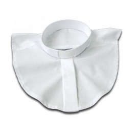 Half clergy shirt
