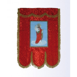 Church banner - Christ the Lord