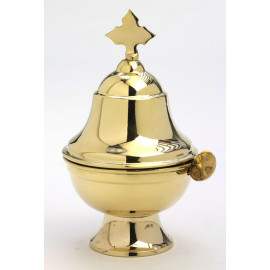 Gold set - boat + thurible (4)