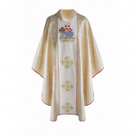 Chasuble embroidered Holy Lamb (2)