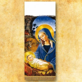 Photo pulpit cover - Crib