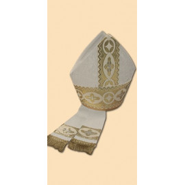 Embroidered mitre (11)