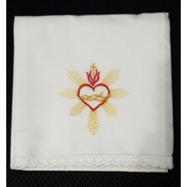 Corporal Heart in Crown - 100 % cotton