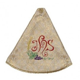 Embroidered ciborium veil (12)