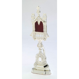 Golden or silver reliquary - 28 cm