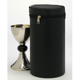 Chalice case and paten - 31 cm. (ecological skin)