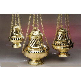 Brass thurible - 4 sizes