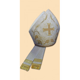 Embroidered mitre (12)