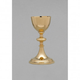 Chalice gold-plated 22 cm (16)
