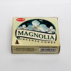 Incense cone - Magnolia (10 cones)
