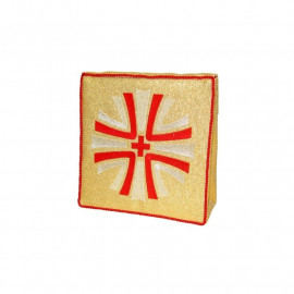 Burse to ailing - cross, color gold (10)