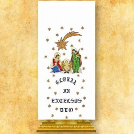 Bethlehem pulpit cover