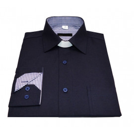 Clergy shirt - KENT collar (grille)
