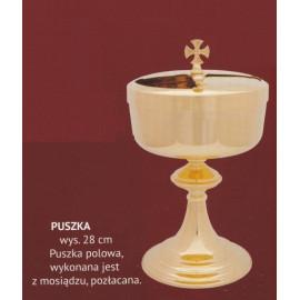 Liturgical ciborium 28 cm (12)