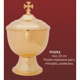 Liturgical ciborium 20 cm (5)