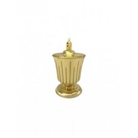 OIL LAMP WITH BURNER