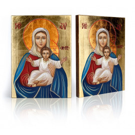 Our Lady of the Throne icon