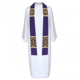 Purple priest's stole (43)