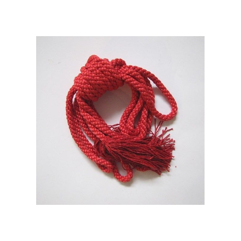 Red priest's cincture