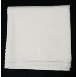 Corporal with white IHS and cross - 100% cotton