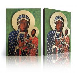 Icons Mother of God of Wandering Częstochowa