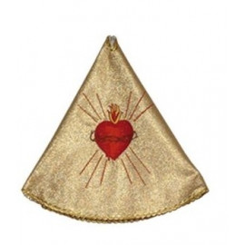 Embroidered ciborium veil (5)