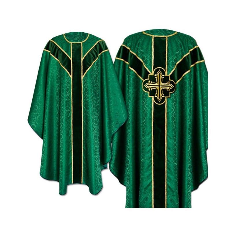 Semi-Gothic Chasuble (15)