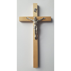 Wooden cross - light 20 x 10 cm